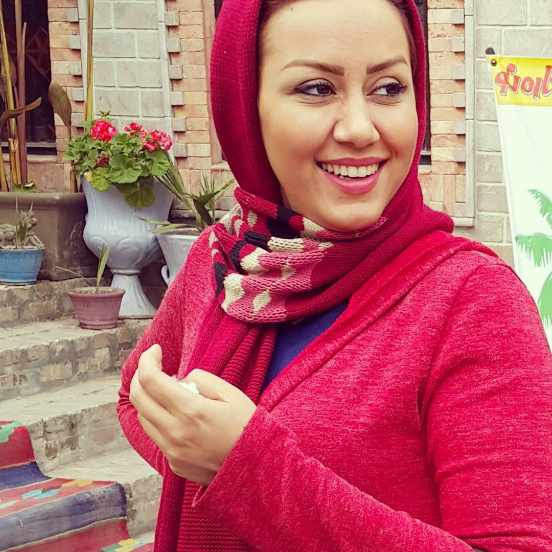 عکس شخصی مریم وطن پور