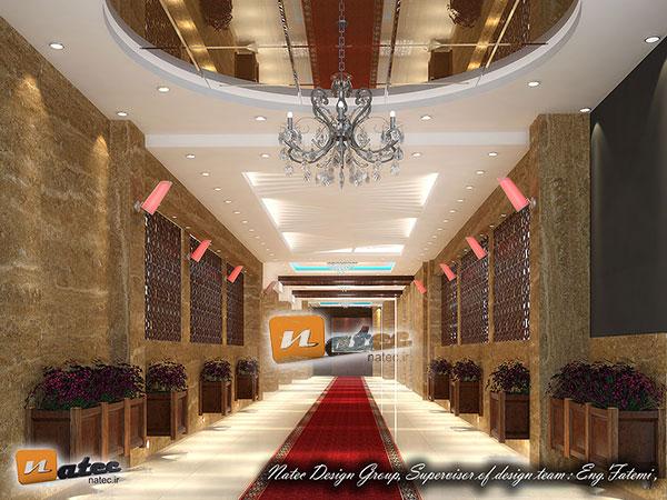 بازسازی هتل سوئیت اصفهان