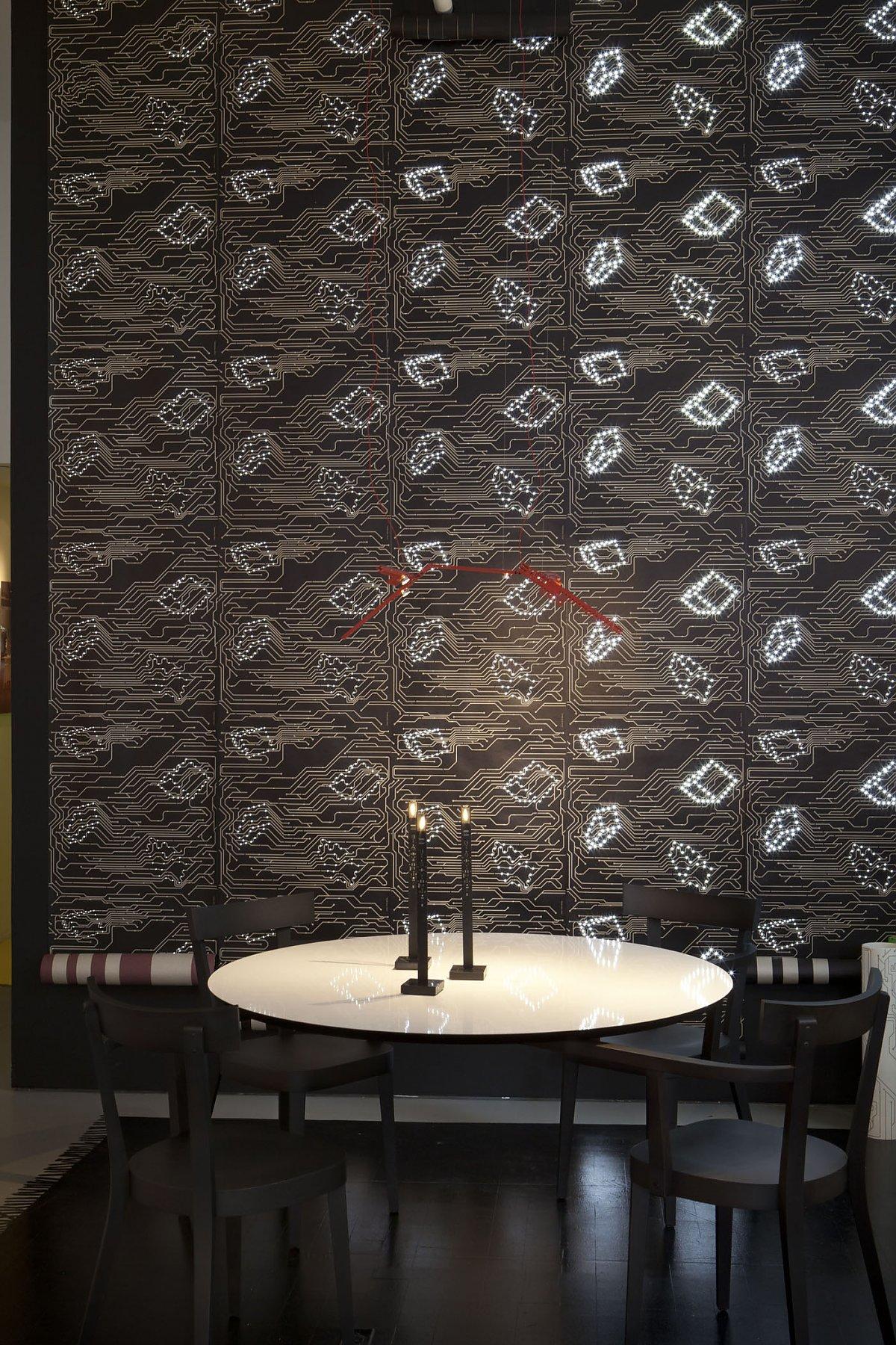 کاغذ دیواری های نورانی image