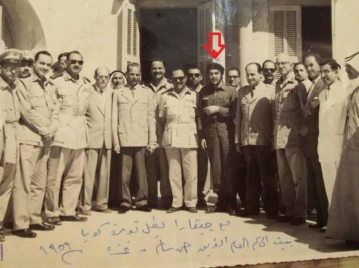 ارنستو چگوارا در فلسطين