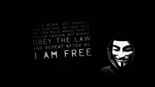 تصاویر anonymous