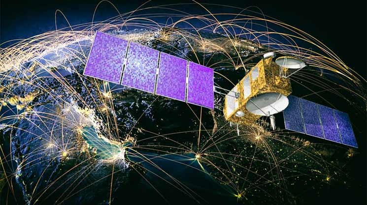 همه چیز درباره اینترنت ماهواره ای + دانلود آفلاین