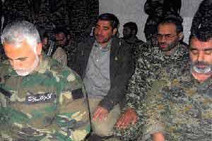 سردار سپاه قدس در خان طومان به شهادت رسید , اجتماعی