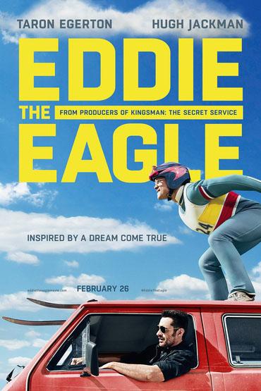 دانلود فیلم Eddie the Eagle 2016