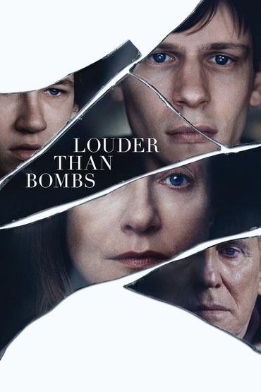 دانلود فیلم Louder Than Bombs 2015