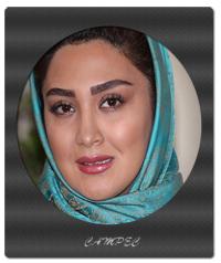 مریم معصومی در رونمايى از آلبومِ حسين استيرىِ