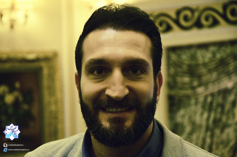ادموند بزیک در برنامه صبح خلیج فارس