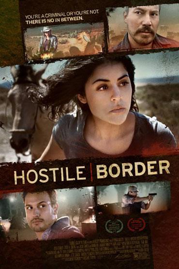 دانلود فیلم Hostile Border 2015