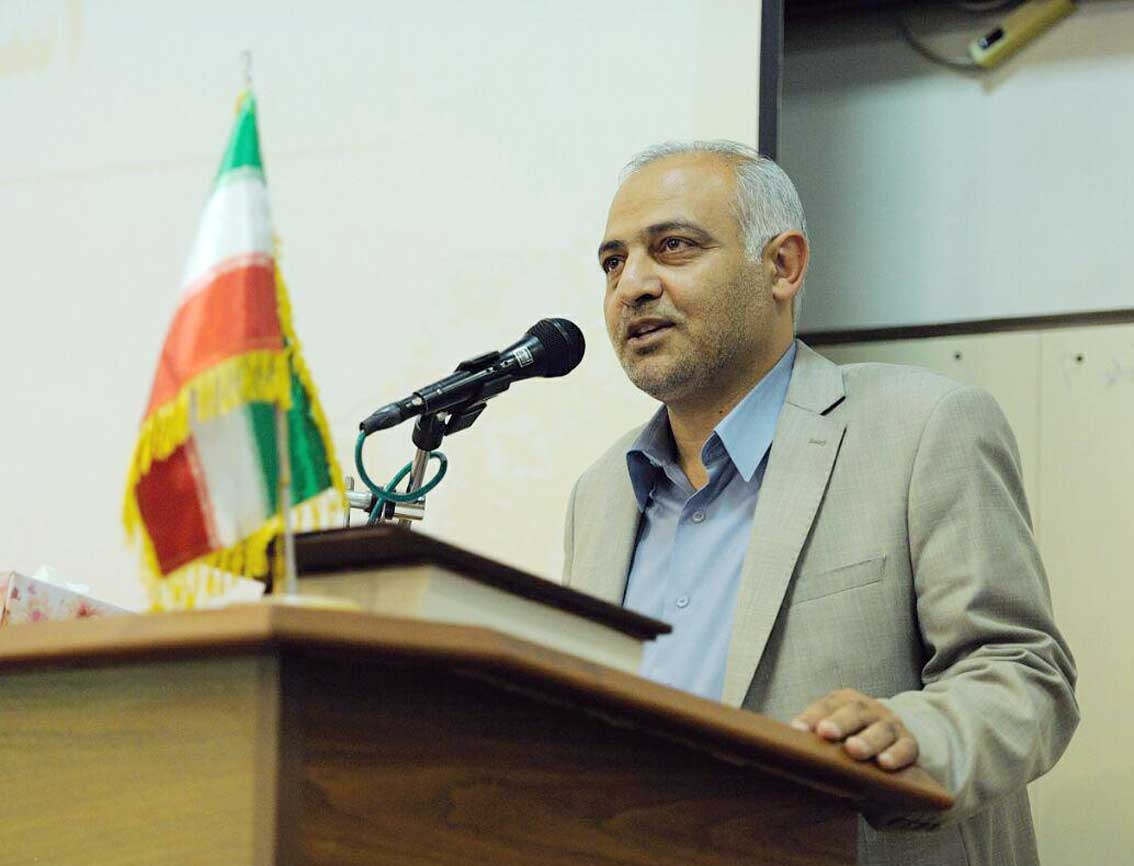 تبریک به استاد شهرام خدایی مدیرکل جدید کتابخانه های عمومی آذربایجان شرقی