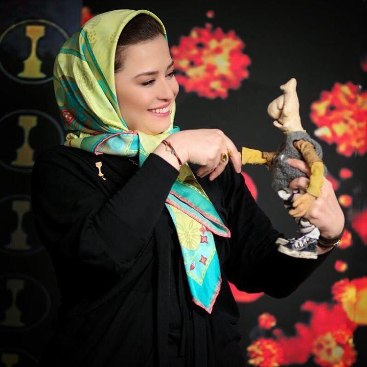 عکس شخصی مهراوه شریفی نیا