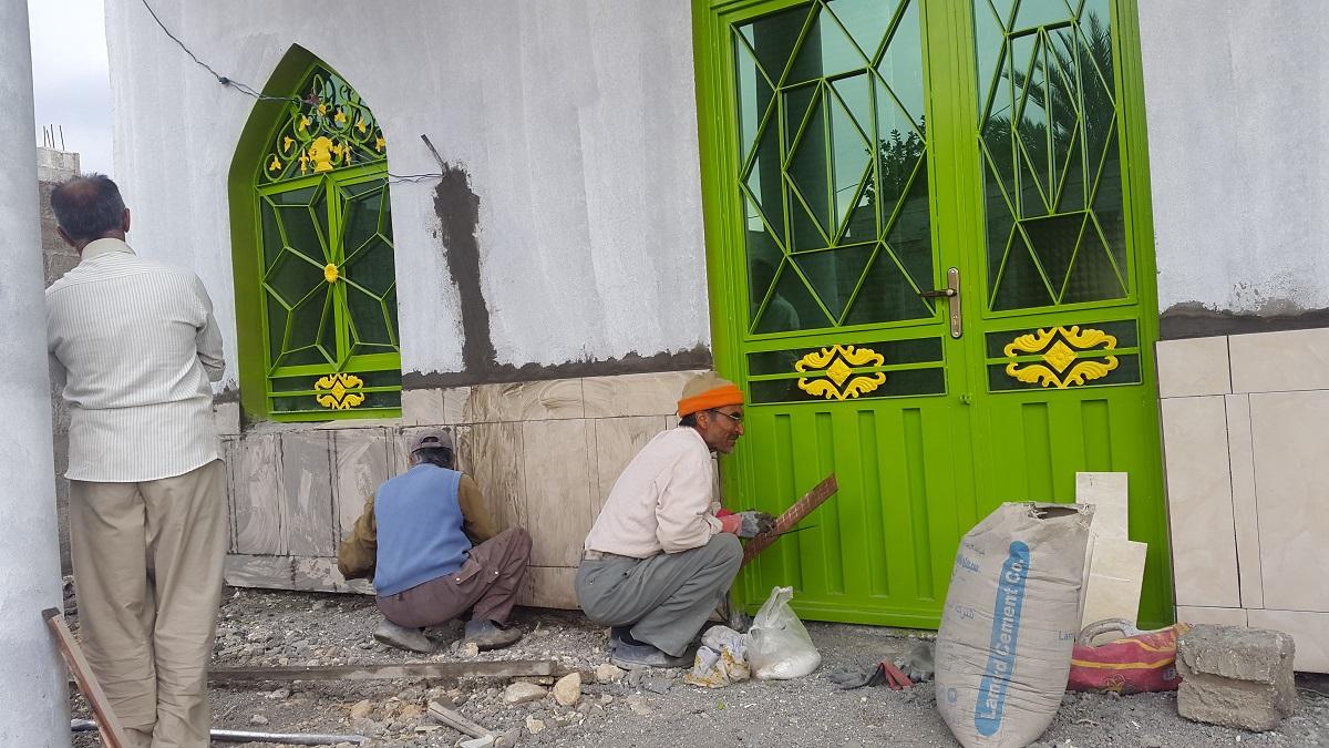 مسجد پهرست سفلی