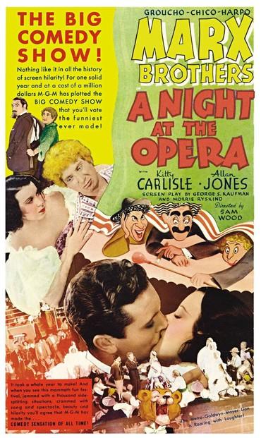 دانلود فیلم A Night at the Opera دوبله فارسی
