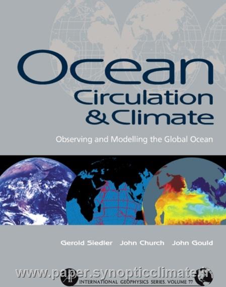 دانلود کتاب چرخه اقیانوسی و آب و هوا شناسی : نویسنده -جرالد سیدلر و همکاران