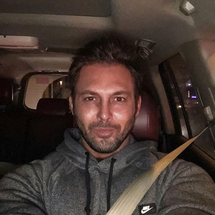 عکس شخصی دانیال عبادی