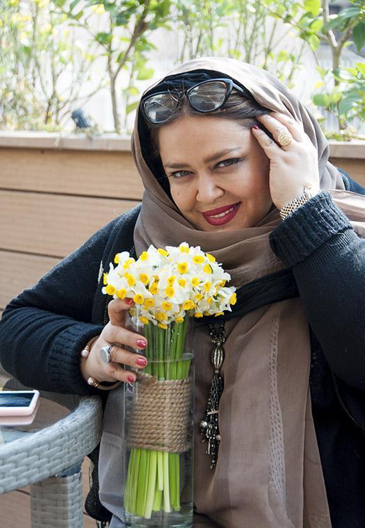 عکس شخصی بهاره رهنما