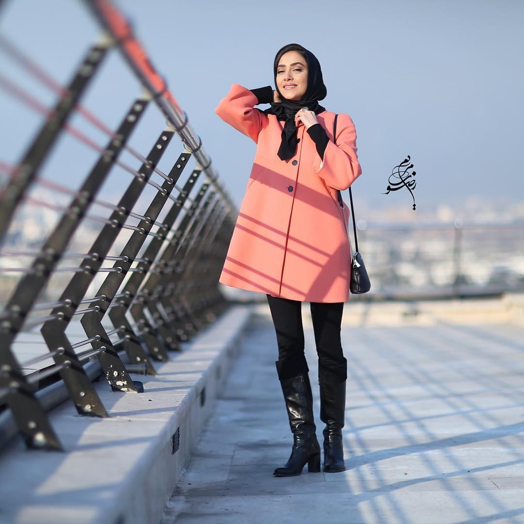 عکس شخصی بهاره کیان افشار