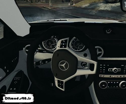 دانلود مد First Person برای رانندگی از داخل خودرو  Gta Iv