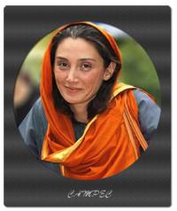 عکسهای هدیه تهرانی در اکران فیلم پات