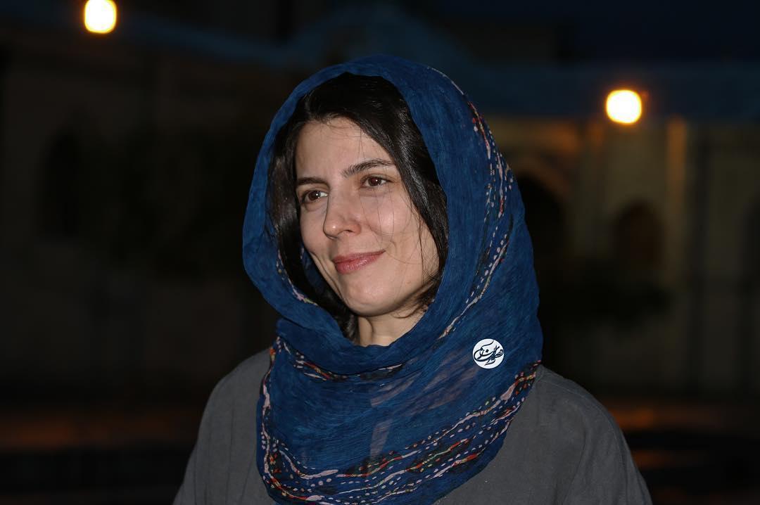 لیلا حاتمی در دومین جشن عکاسان سینما