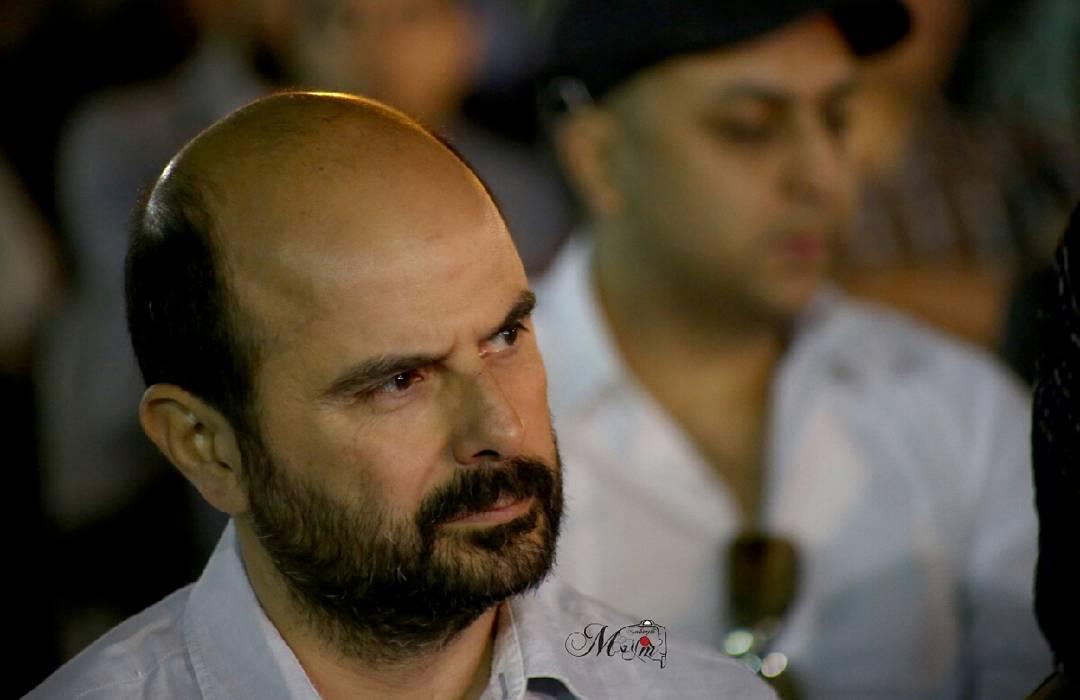 علی مصفا در دومین جشن عکاسان سینما