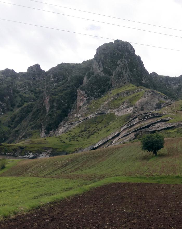 مزارع زرخیز  روستای دومولی