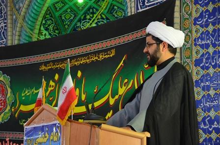 نماز عبادی سیاسی جمعه 24 اردیبهشت ماه95