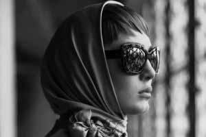 توضیح سحر قریشی در مورد حضور در پارتی شبانه , چهره های ایرانی