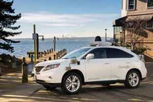 استخدام راننده در گوگل , اتومبیل ها