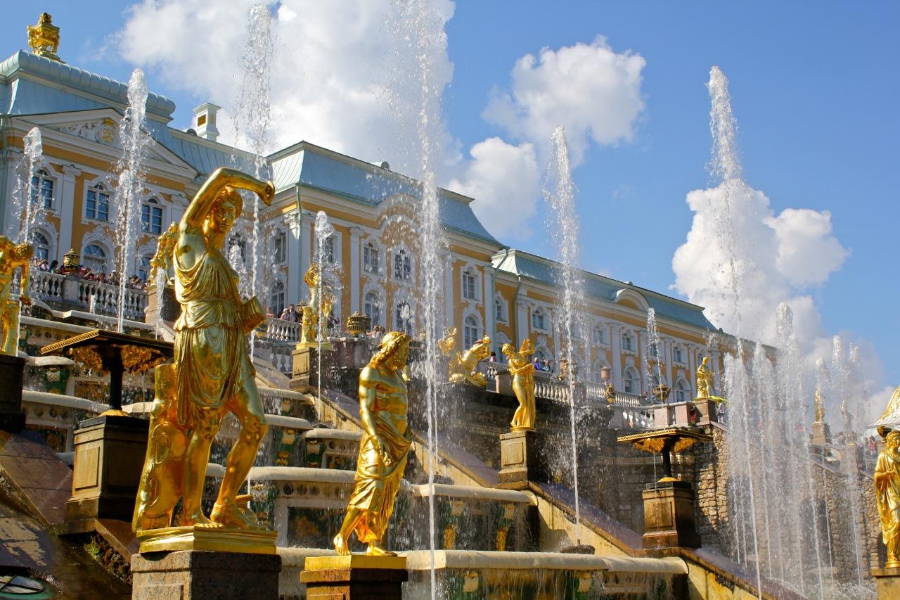 کاخ پتروگوف
