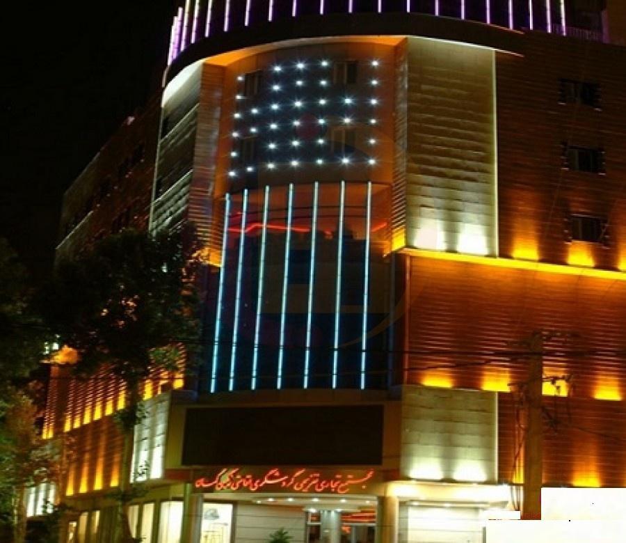 هتل 4ستاره رنگین کمان خرم آباد