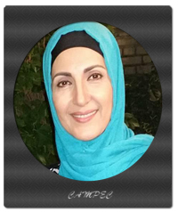 گریم فاطمه گودرزی در دوره قاجار+عکس