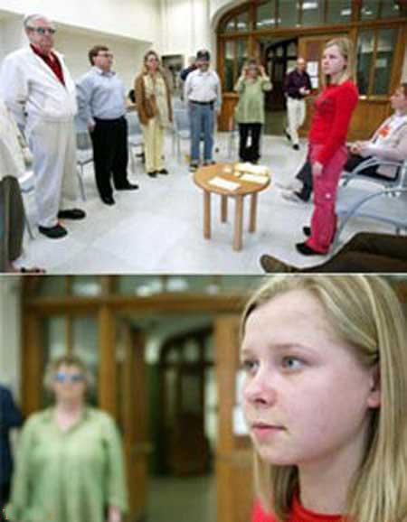 چشمان جادویی این دختر دانشمندان را متعجب کرده است !! , جالب وخواندنی