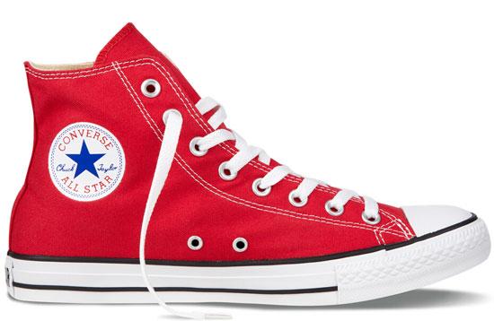داستان موفقیت کفش «آل استار» , موفقیت