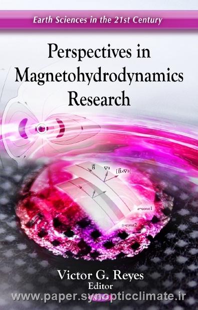 دانلود کتاب چشم اندازی در تحقیقات مغناطیسی مایعات رسانا نویسنده: ویکتور جی ریز