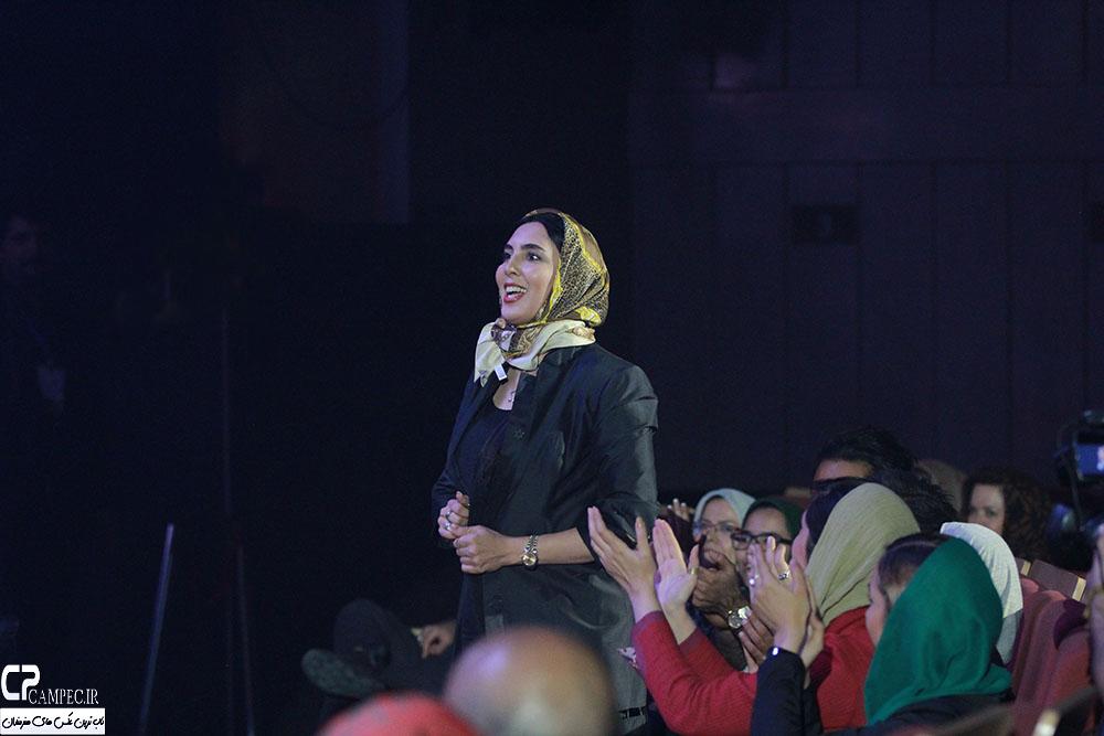 لیلا بلوکات در کنسرت نریمان