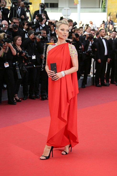 لباس گلشیفته فراهانی در روز ششم جشنواره کن Cannes 2016 , مد و ستاره ها