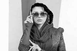 ماجرای زندانی شدن الهام عرب مانکن معروف ایرانی , چهره های ایرانی