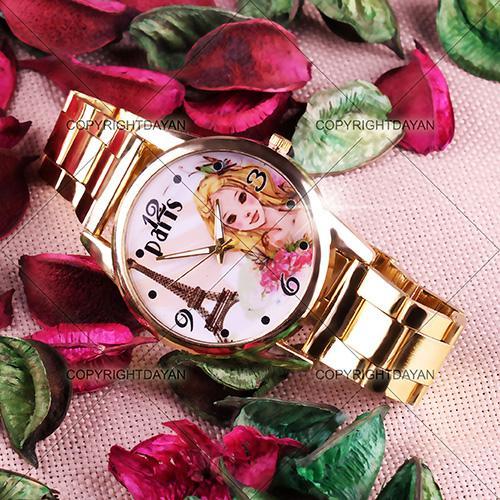 خرید ساعت دخترانه زنانه جسیکا