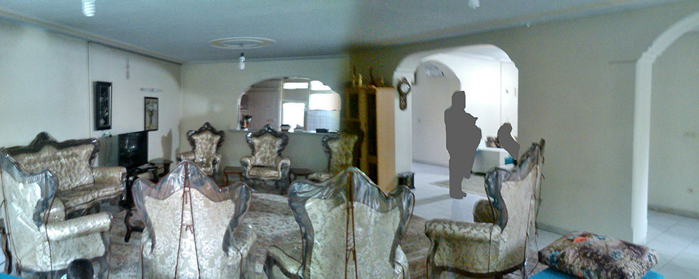 بازسازی منزل مسکونی در اصفهان