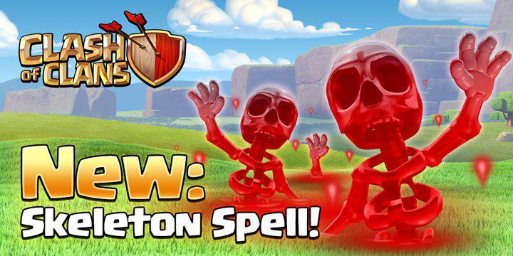 طلسم اسکلت - Skeleton Spell