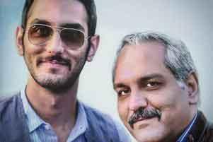 زندگی شخصی مهران مدیری از زبان پسرش ! , چهره های ایرانی
