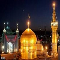 دانلود فیلم تغییر ضریح امام رضا علیه السلام با حضور ایت الله خامنه ای