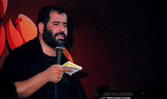 مدافع حرم محمدرضا بذری
