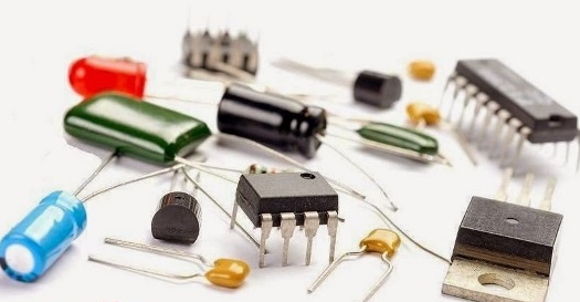 test electronic component