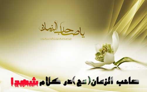 امام زمان (عج) در کلام شهدا - وصیتنامه شهدا
