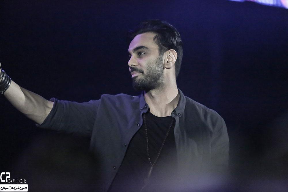 مهدی ماهانی در کنسرت بهنام صفوی