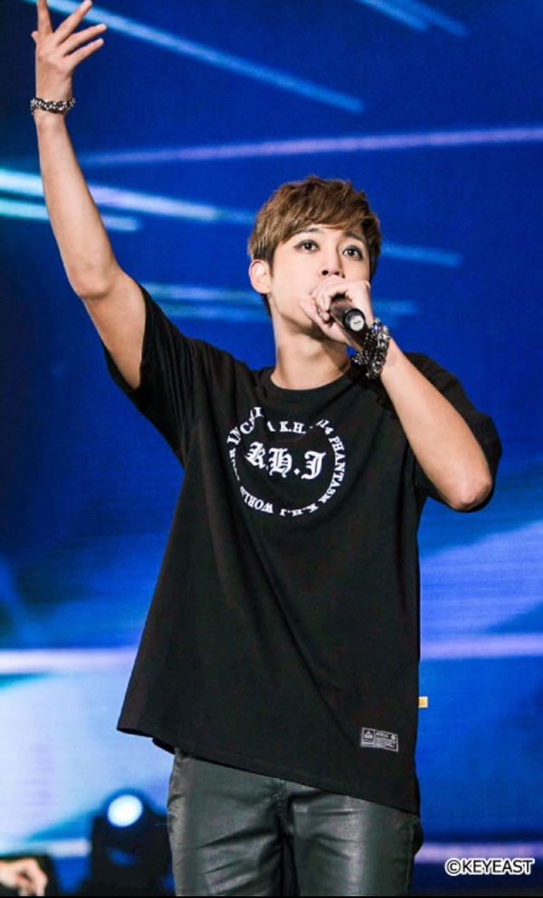 [Photo] Kim Hyun Joong Japan Mobile Site Update [2016.05.20]