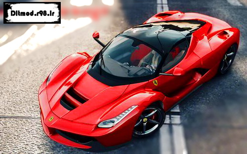 دانلود ماشین Ferrari Laferrari برای GTA IV