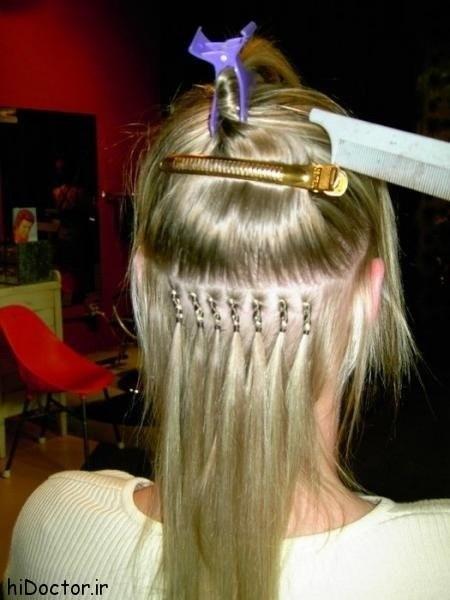 مدرن ترین استنشن مو