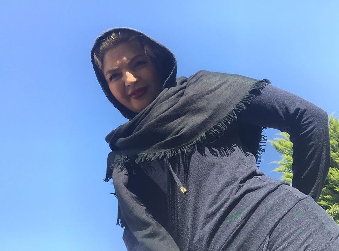 عکس شخصی شهرزاد عبدالمجید